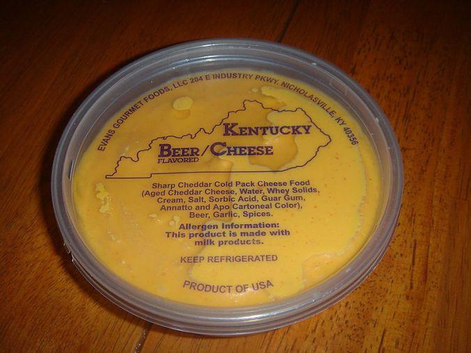 beer-cheese, kentucky, bar-food