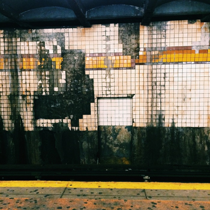 new-york, brooklyn, park-slope, subway, fall, autumn, g-train, zelda-and-scout