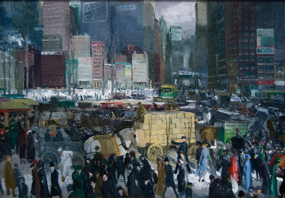 New York (1911) George Bellows