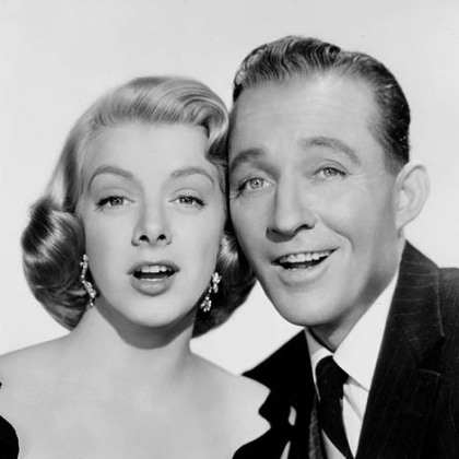 Rosemary and Bing in White Christmas, via Pittsburgh Post Gazette
