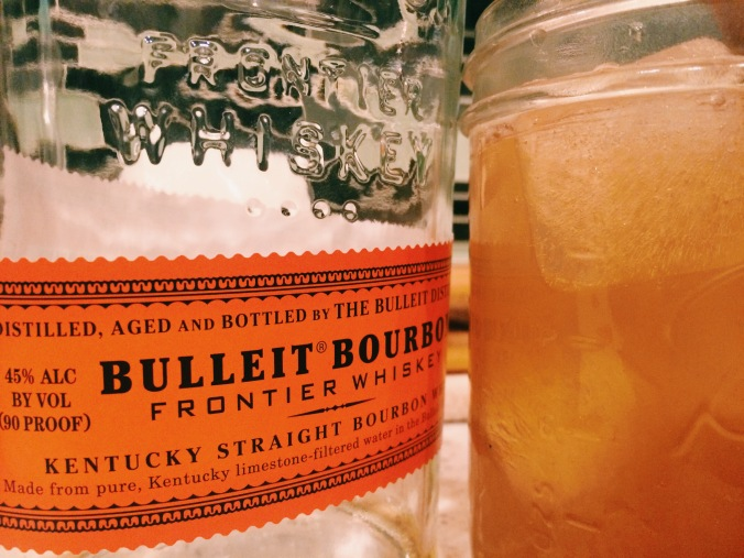 Double Cider Bourbon Punch