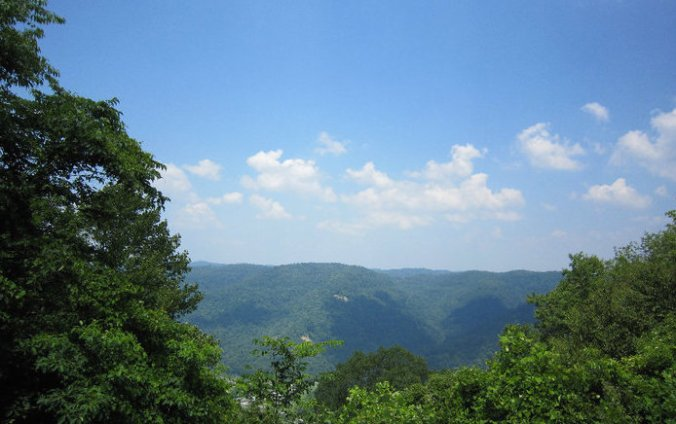 The Glorious Appalachians
