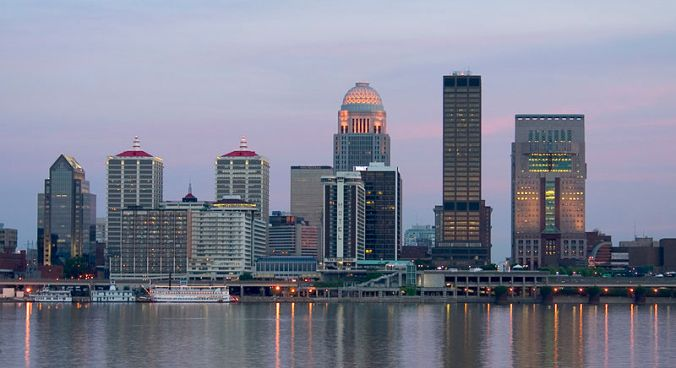 Louisville via Chris Watson