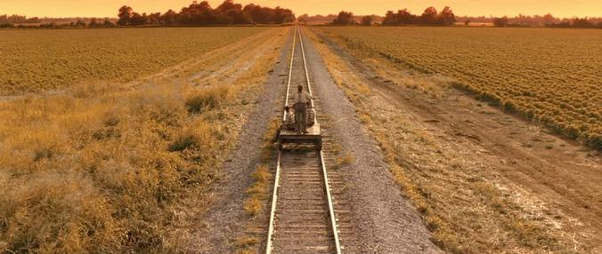 Hand Train - O Brother Where Art Thou - Filmgrab