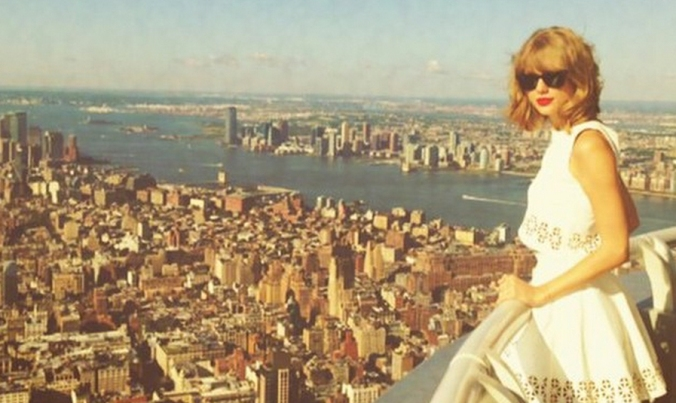 taylor-swift, welcome-to-new-york