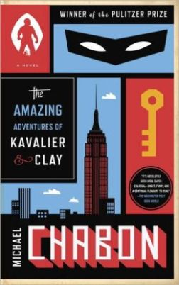 michael-chabon, amazing-adventures-of-kavalier-and-clay