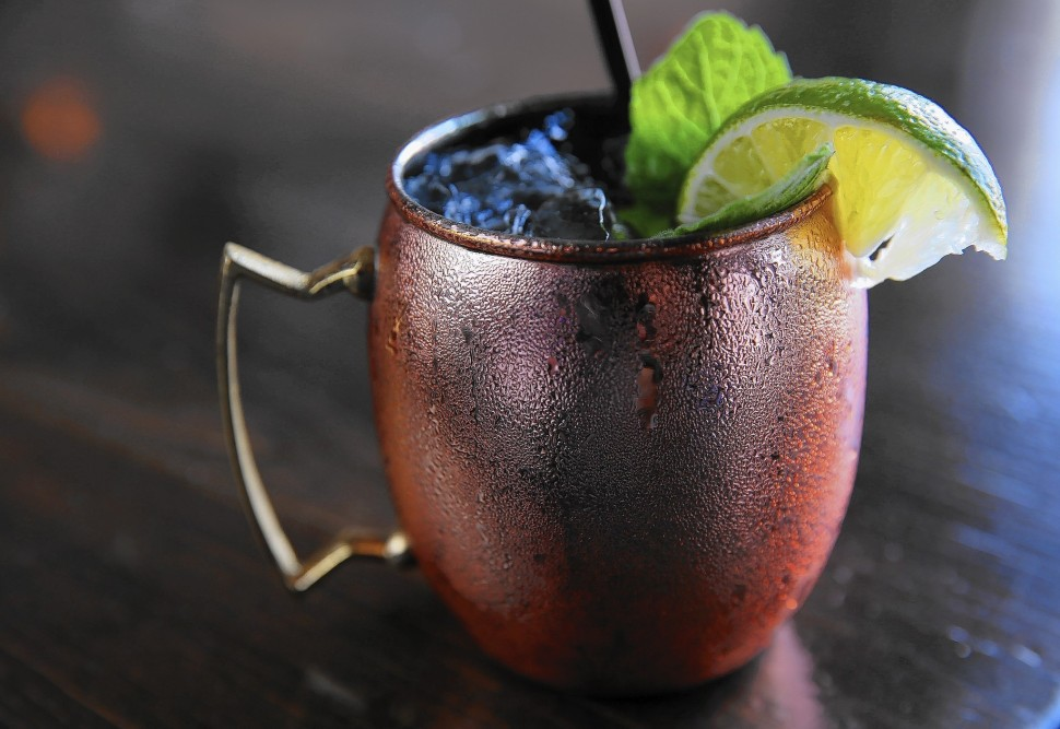 The Kentucky Mule (via The Chicago Tribune)