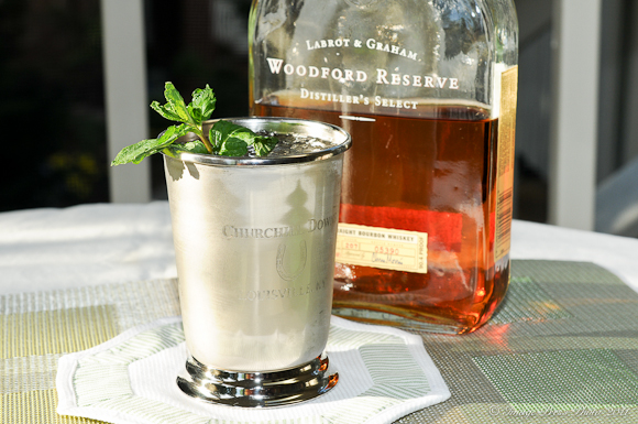 The Mint Julep (via BunkyCooks)
