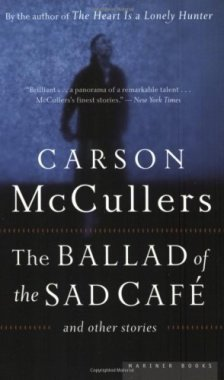 ballad-of-the-sad-cafe, carson-mccullers, book