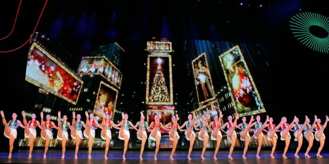 Rockettes-line