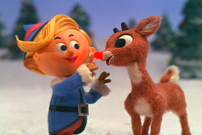 "Image #: 904522 ""Rudolph the Red-Nosed Reindeer,"" the longest-running holiday special in television history, celebrates its 40th anniversary broadcast on Wednesday, December 1, 2004. CBS /Landov"