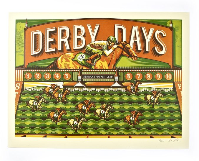 Derby Days ($10 from Kentucky for Kentucky)