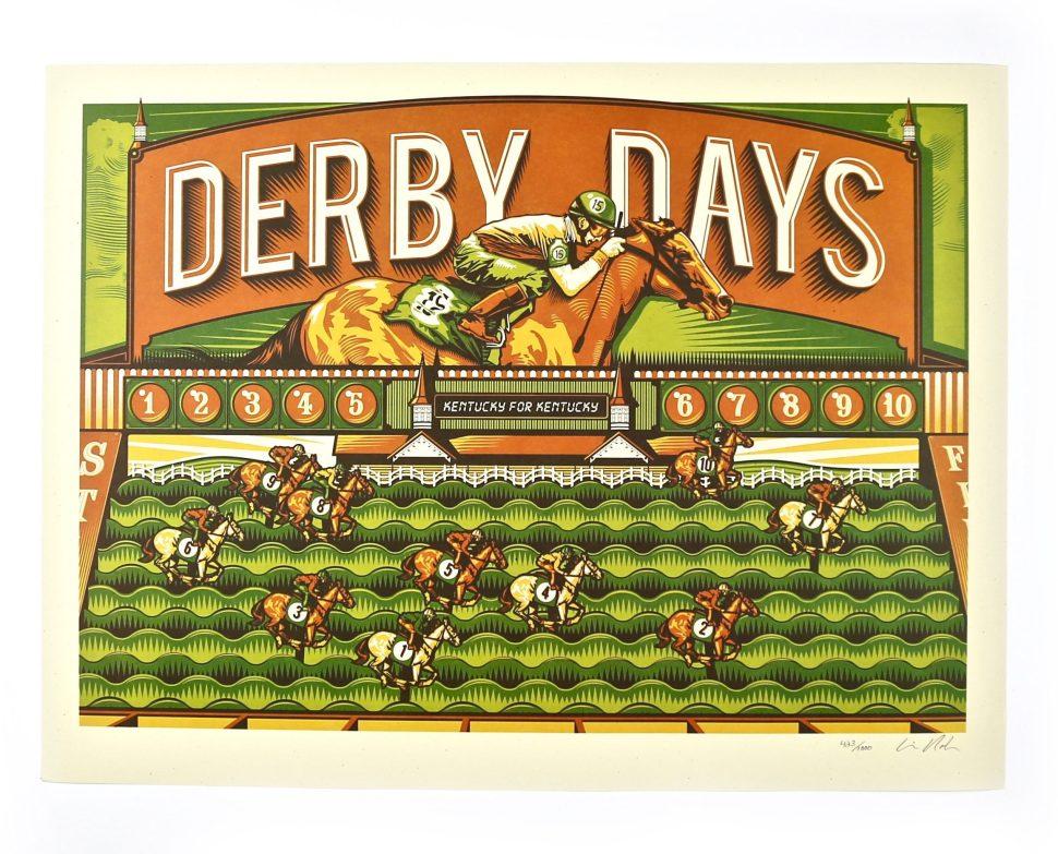 Derby Days ($10 from Kentucky for Kentucky)