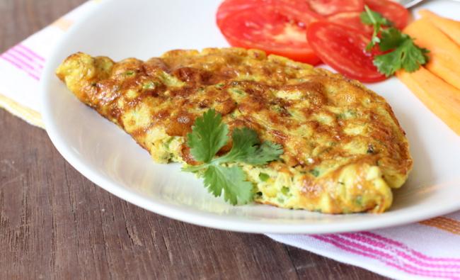 masala-omelette
